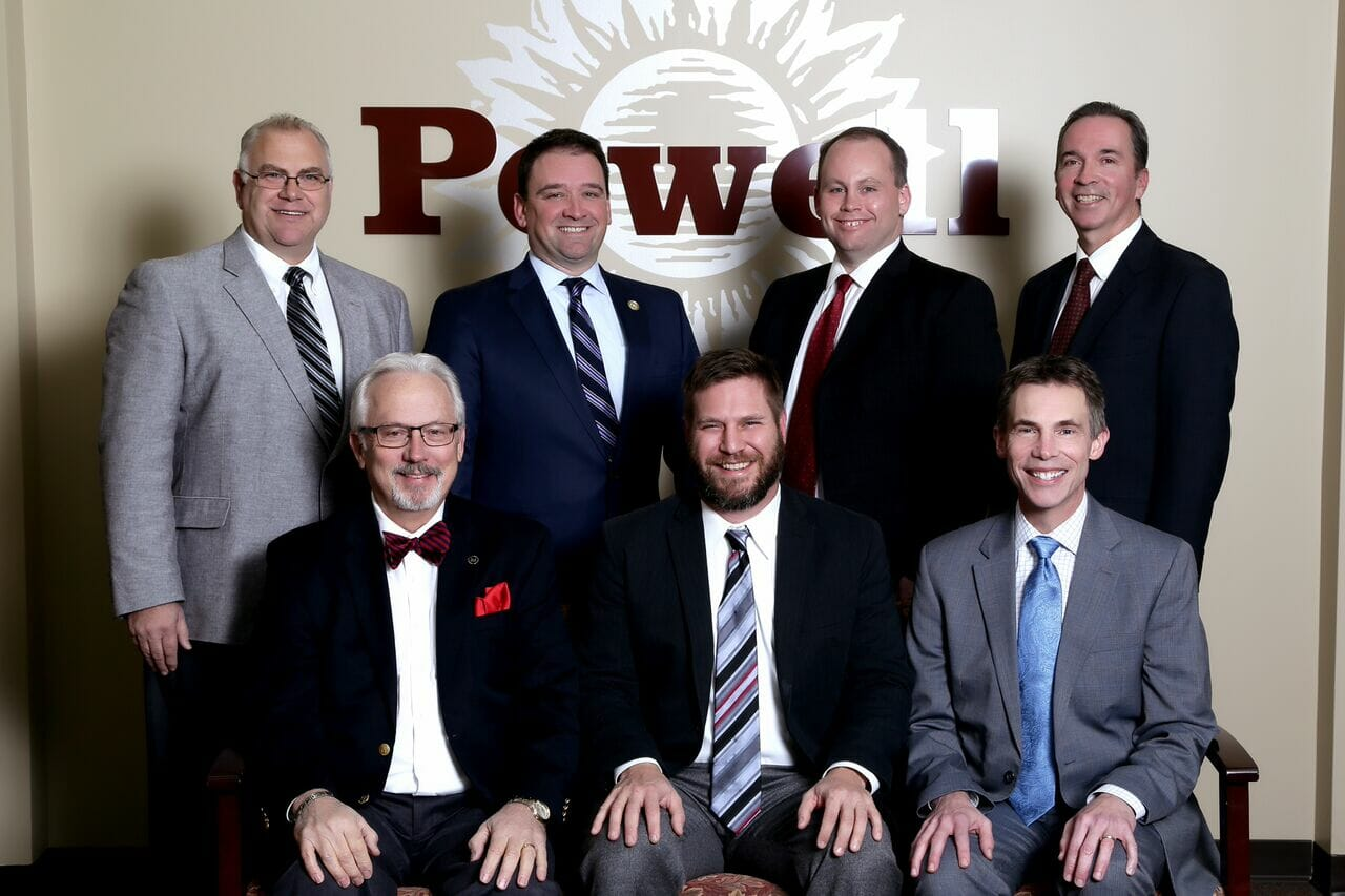 Powell City Council