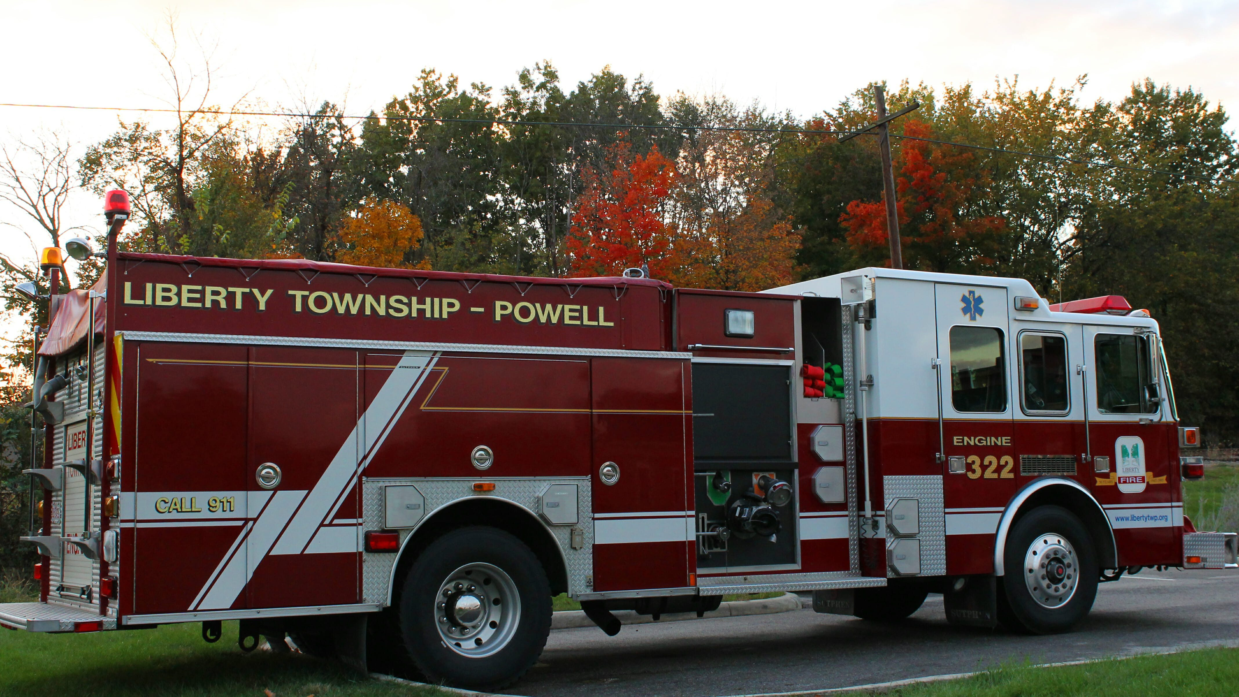 Liberty Township Fire Department | City Of Powell | Powell, Ohio